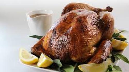 Lemon Pepper Turkey - Christmas Delivery