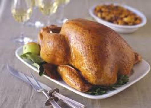 Orange Zinfandel Turkey - Christmas Delivery