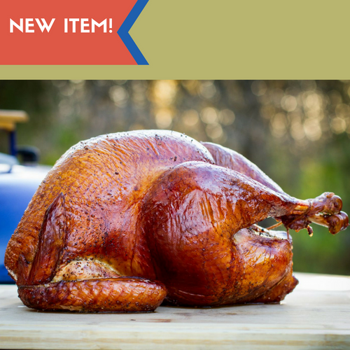 Smoked Turkey  - Christmas Delivery