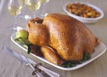 Orange Zinfandel Turkey - Thanksgiving Deal
