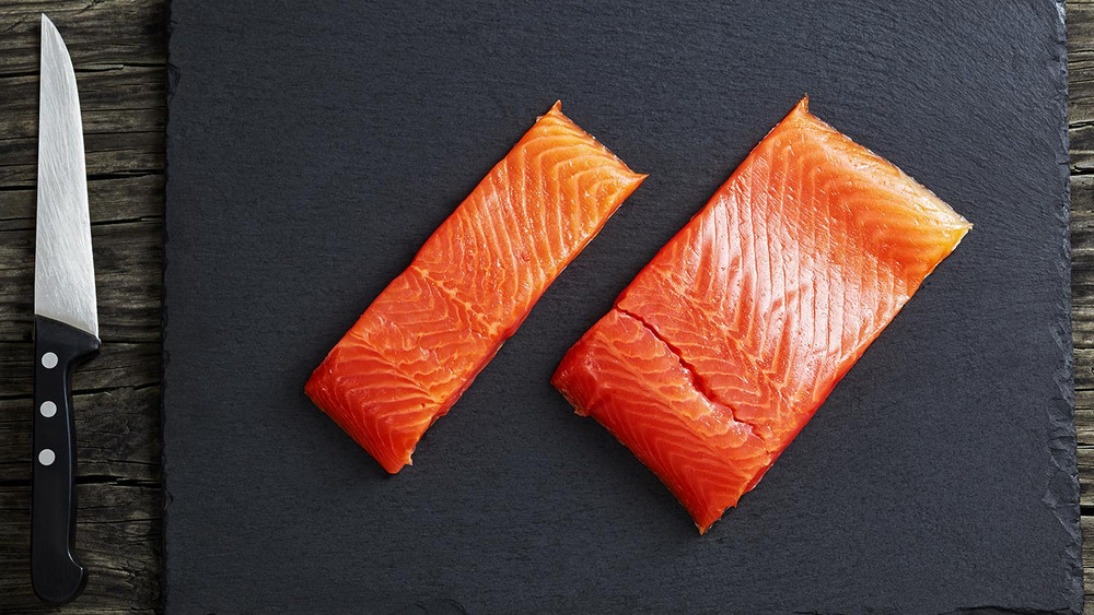 Susie Q's Seasoned Smoked Salmon