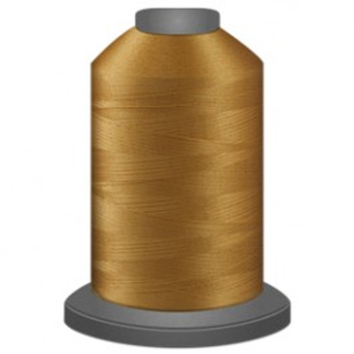Glide Thread 27407 Military Gold