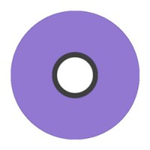 Magna-Glide 'M' Bobbins, Jar of 10, 42655 Lilac