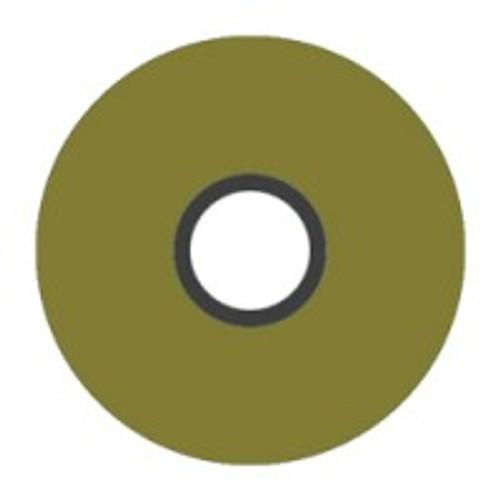 Magna-Glide 'M' Bobbins, Jar of 10, 65825 Light Olive