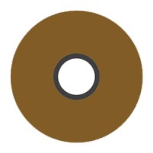 Magna-Glide 'M' Bobbins, Jar of 10, 20464 Medium Brown