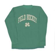 Long sleeve field hockey clover