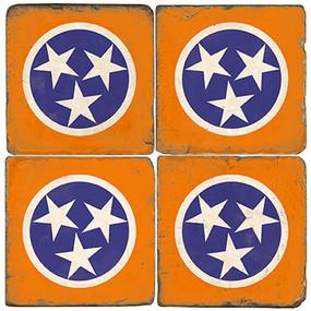Tennessee Flag Orange