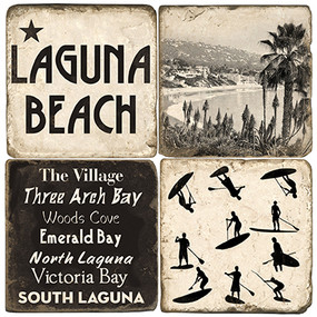 B&W Laguna Beach