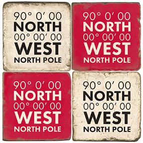 North Pole Coordinates