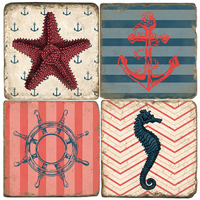 Nautical Coaster Set