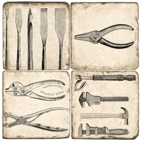 Vintage Tool Illustrations