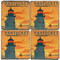 Nantucket Coaster Set
