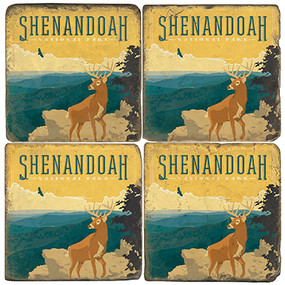 Shenandoah National Park. License artwork by Anderson Design Group.