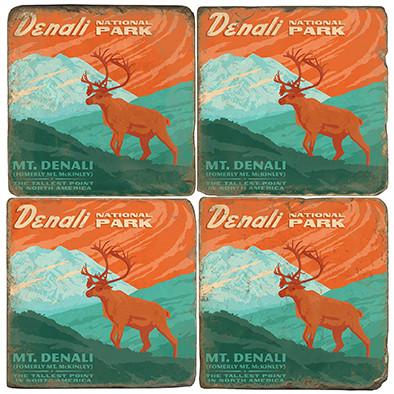 Denali National Park. License artwork by Anderson Design Group.