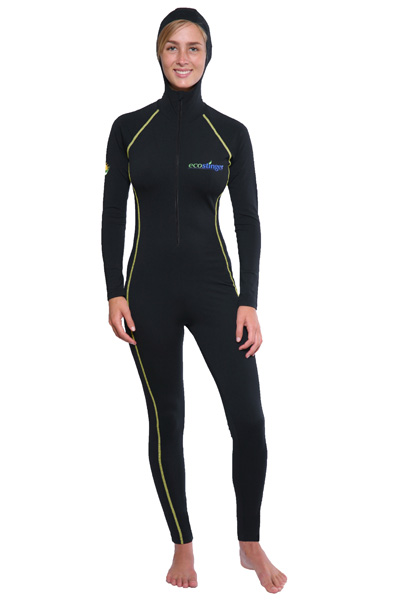 Full Body Swimming Suit for Swimming in Winter