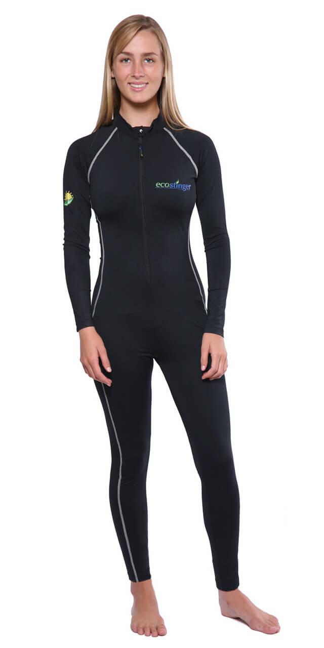 Women Sun Protection Swimwear Uv Protective Full Body Swimsuit