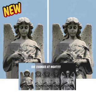 NEW Twin Statues