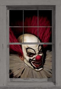 Slammy Poster as seen in a window