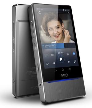 Reproductor HiFi Mp3/Flac Fiio X7 P/Táctil 32GB WiFi Bluetooth