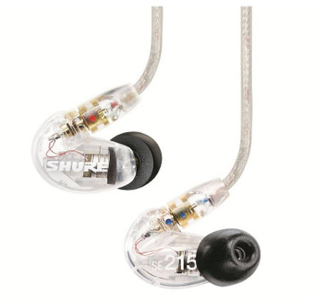 Shure SE215 In-Ear Monitor