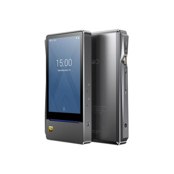 Reproductor HiFi Mp3/Flac Fiio X7 MarkII P/Táctil 64GB WiFi Bluetooth