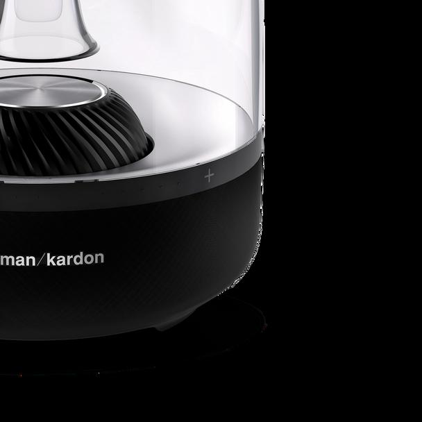 Parlante Harman Kardon Aura 360º Wireless WiFi Bluetooth Optico