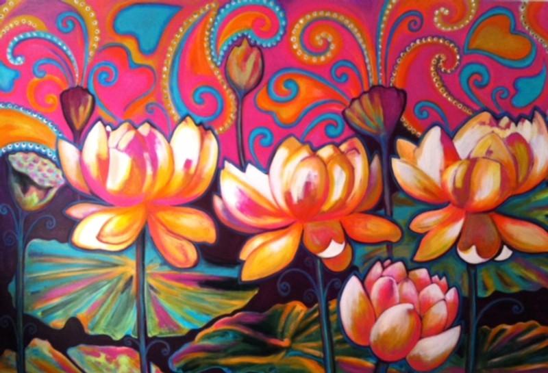 Peggy Catherine Art Collaboration