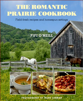 Romantic Prairie Cookbook Cover
