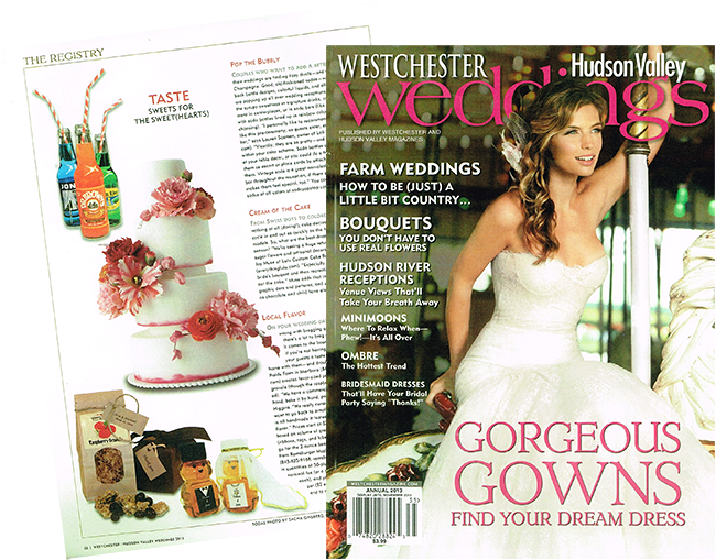 Weschester & Hudson Valley Weddings 2013