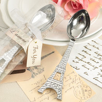 Paris French Themed Eiffel Tower Ice Cream Scoop