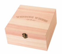Wedding Wishes Card Box