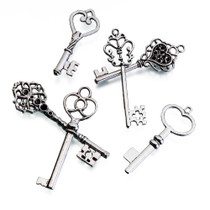 24 Silver Keys