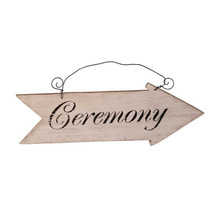 Whitewashed Ceremony Arrow