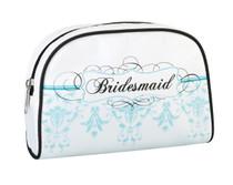 Bridesmaid Travel Bag Aqua