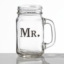 Mr. Mason Jar Mug