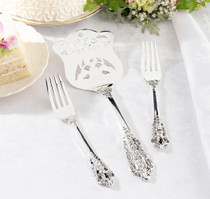 Silver Server And Two Forks