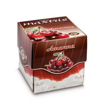 Amarena Cherry Sugared Almonds 500G Gluten Free