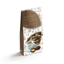 Small Pack of Caffe Espresso Flavoured Sugared Almonds 150G Gluten Free
