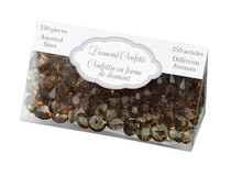 Diamond Confetti Brown
