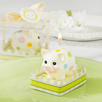 This Little Piggy Candles