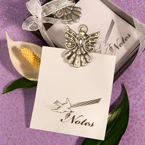 Angel Design Memo Pad Favours