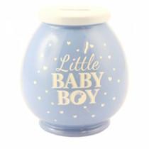 Baby Boy Money Box