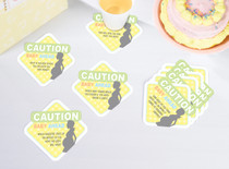 Set of 12 Baby Shower Coaster