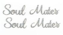 Soul Mates Shoe Sticker Set