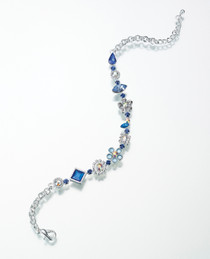 Something Blue Anklet Favour