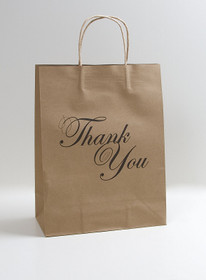 12 x Thank You Craft Bags
