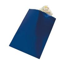 50 x Blue Cake Bags