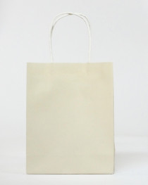 15 x Ivory Party Bags with handle