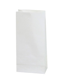 10 x White Party Bags
