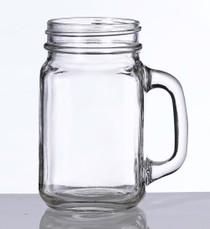 Single Mason Jar Mug